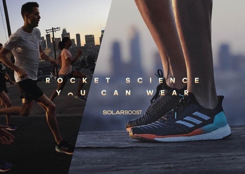 Adidas Running Solarboost Glam
